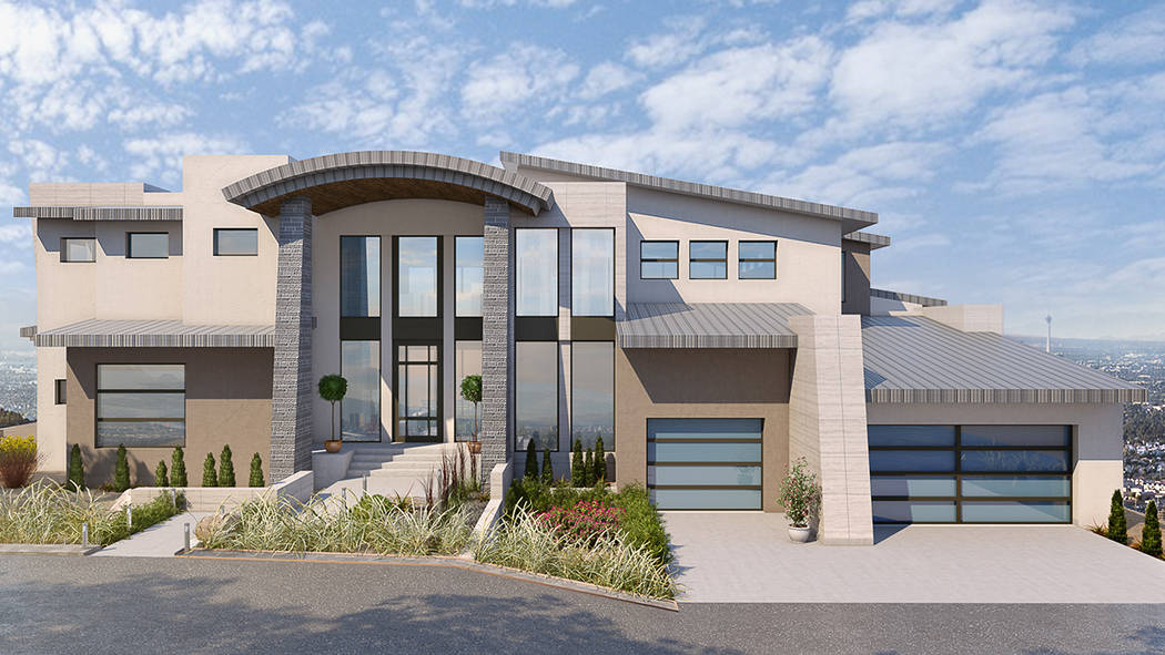 Bella Vista Estates developer said the new community's homes will include classic Mediterranean, Tuscan, Santa Fe and desert contemporary designs. (Bella Vista Estates)