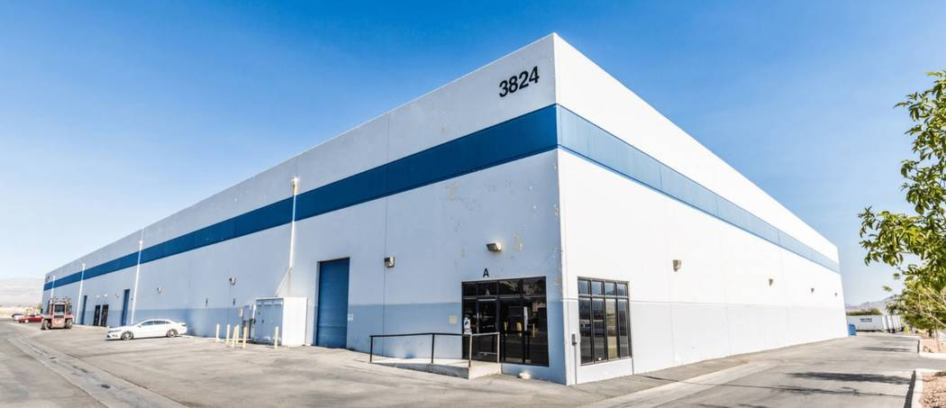 A lease of a 27,120-square-foot industrial warehouse at 3824 N. 5th St, unit D, in North Las Vegas to 2nd Generation Freight Services LLC.