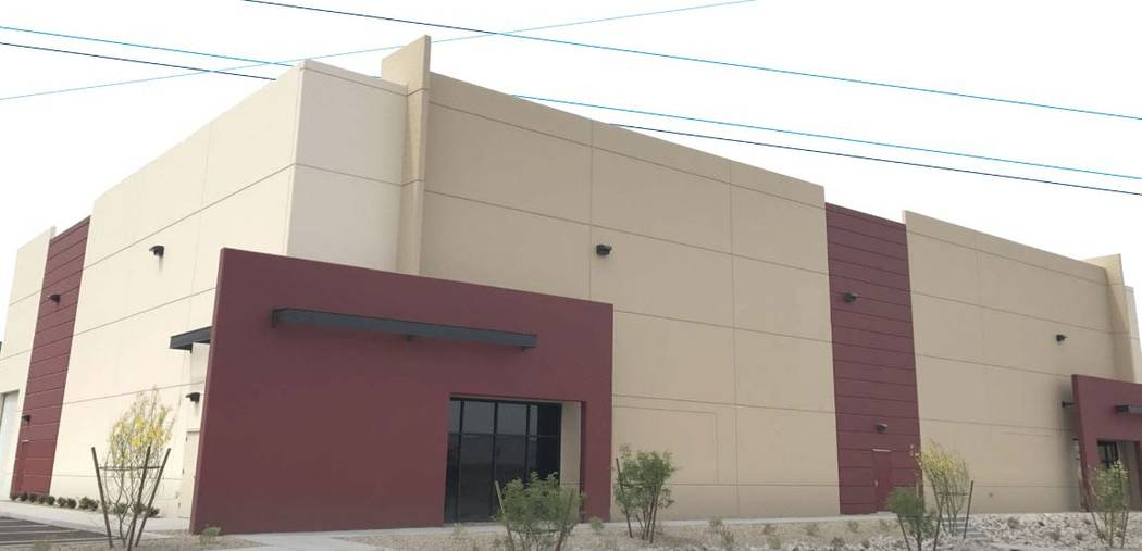 Henderson Freeways Crossings LLC sold a 19,280-square-foot industrial warehouse at 8375 Eastgate Road in Henderson for $2.52 million to WCIG LLC.