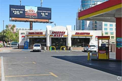 Marcus & Millichap announced the sale of Speedee Mart, a 3,314-square-foot, net-leased property in Las Vegas. The asset sold for $4. 2 million.