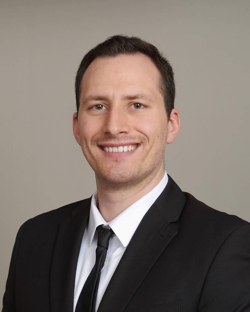 Salvatore Tecci, Cushman & Wakefield, Las Vegas office