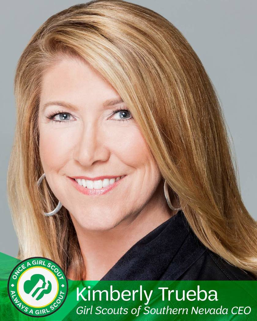 Girl Scouts of Southern Nevada has named Kimberly Trueba as CEO.