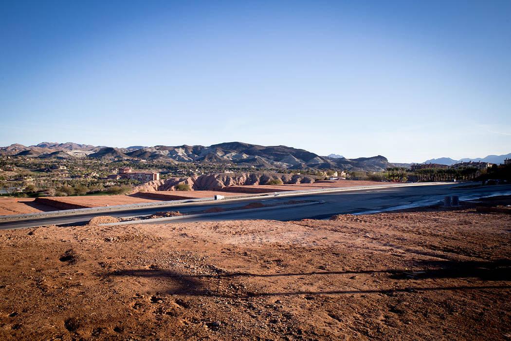 Lake Las Vegas is developing it South Shore. (Tonya Harvey Las Vegas Business Press)
