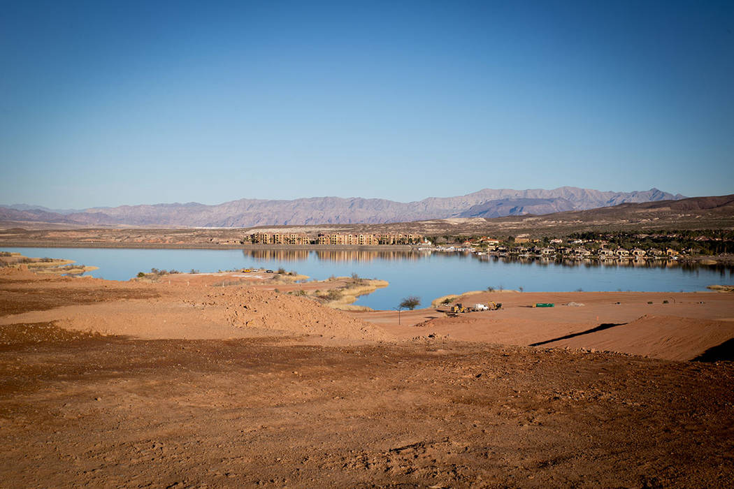 The Estates at Reflection Bay, Lake Las Vegas is offering nine 1-acre custom lots ranging from $1.2 million to $1.9 million, and 15 half-acre custom lots ranging from the mid-$300,000s to $650,000 ...