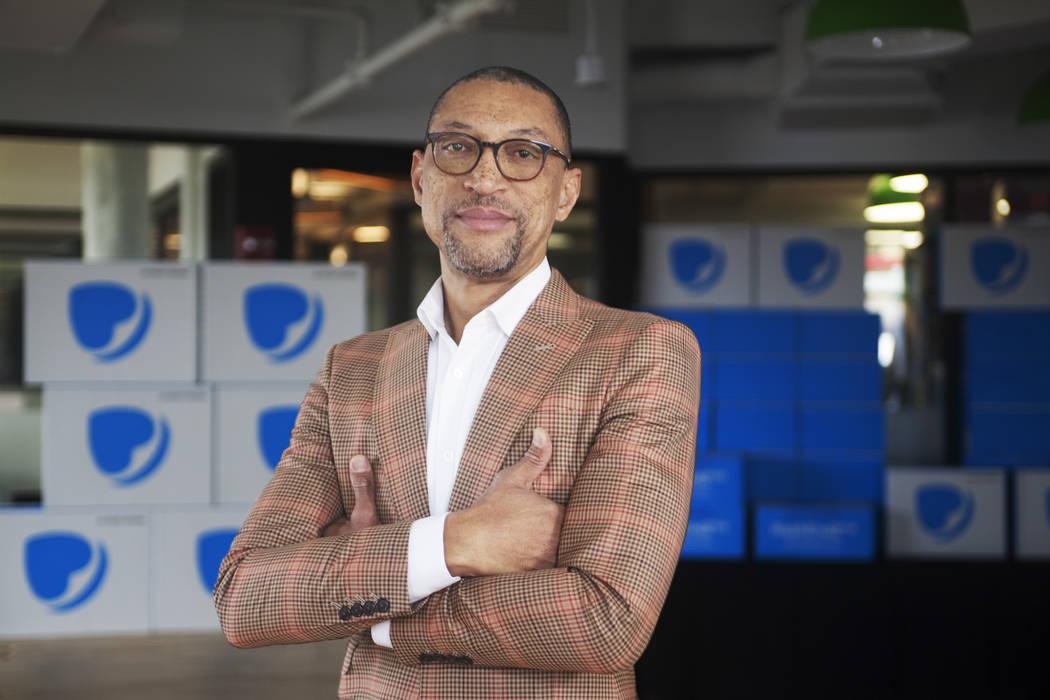 Nigel Parker, founder and CEO of RashEndZ Inc.