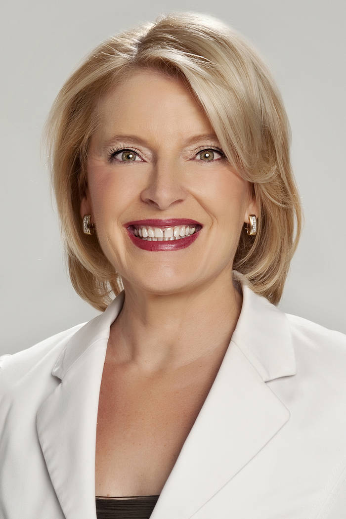 Nevada Realtors President Heidi Kasama