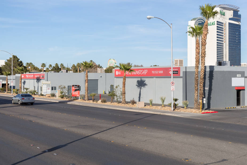 Special to the Las Vegas Business Press Southern California-based CapRock Partners, a private industrial real estate investment and development firm, has purchased just under 300,000 square feet o ...