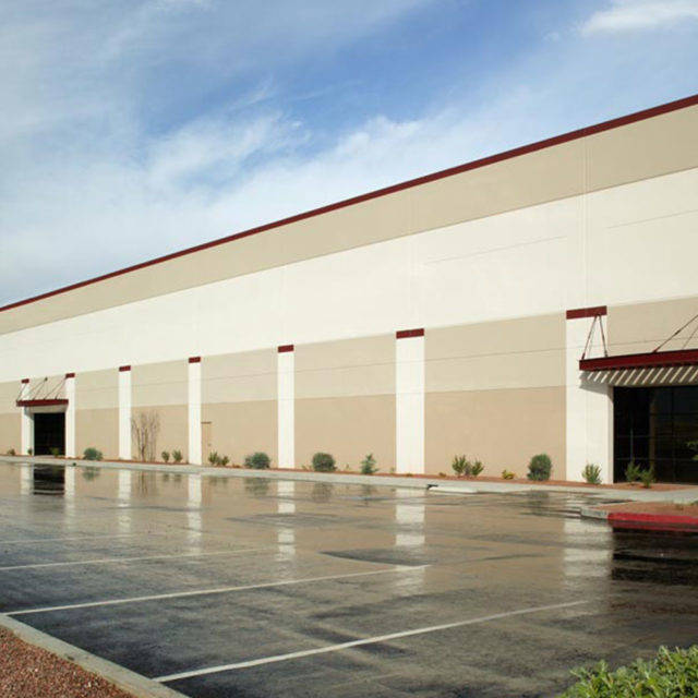 Matter Logistics Center @ Craig, a 155,000-square-foot development in North Las Vegas, is one of four developments being developed by Matter Real Estate Group, a Southern California-based company ...