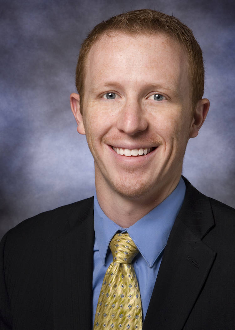 Danny Lainhart, vice president, retail banking sales manager, Nevada State Bank