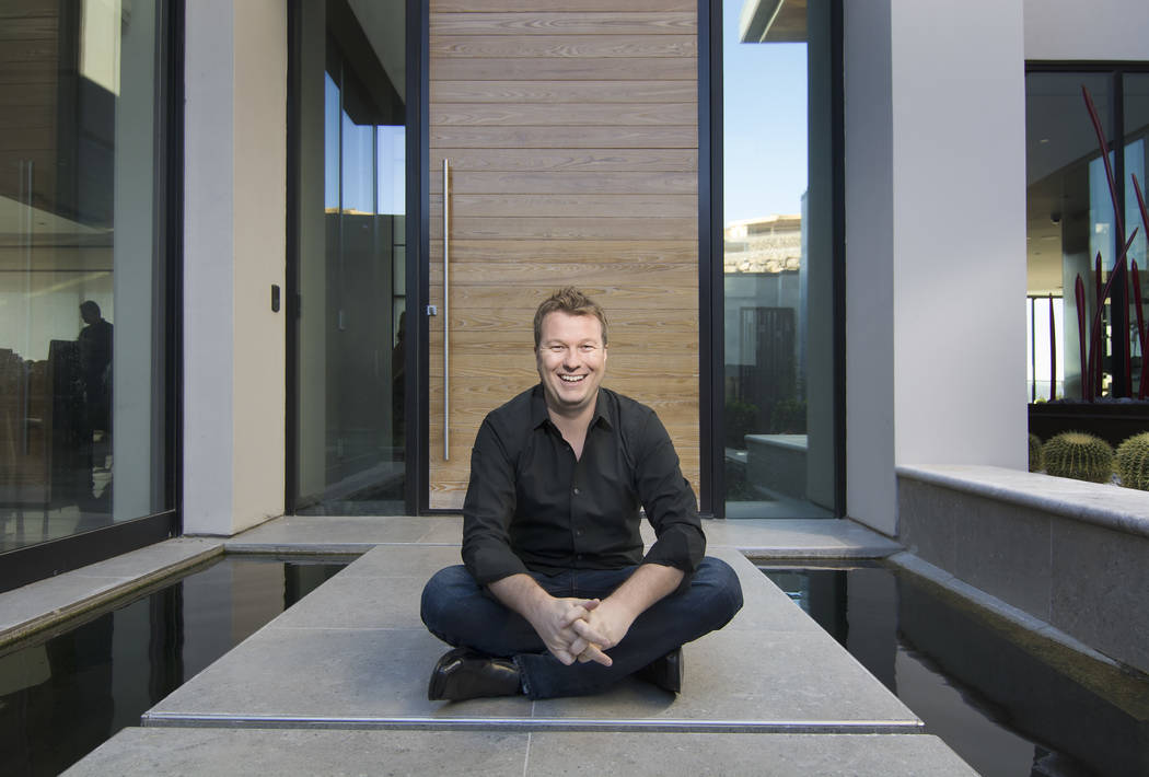 Michael Gardner, studio g Architecture (Bill Hughes Las Vegas Business Press)