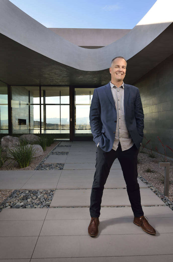 C.J. Hoogland, Hoogland Architecture (Bill Hughes Las Vegas Business Press)