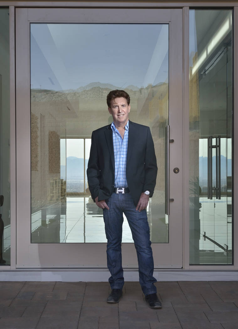 Richard Luke, Richard Luke Architects (Bill Hughes Las Vegas Business Press)