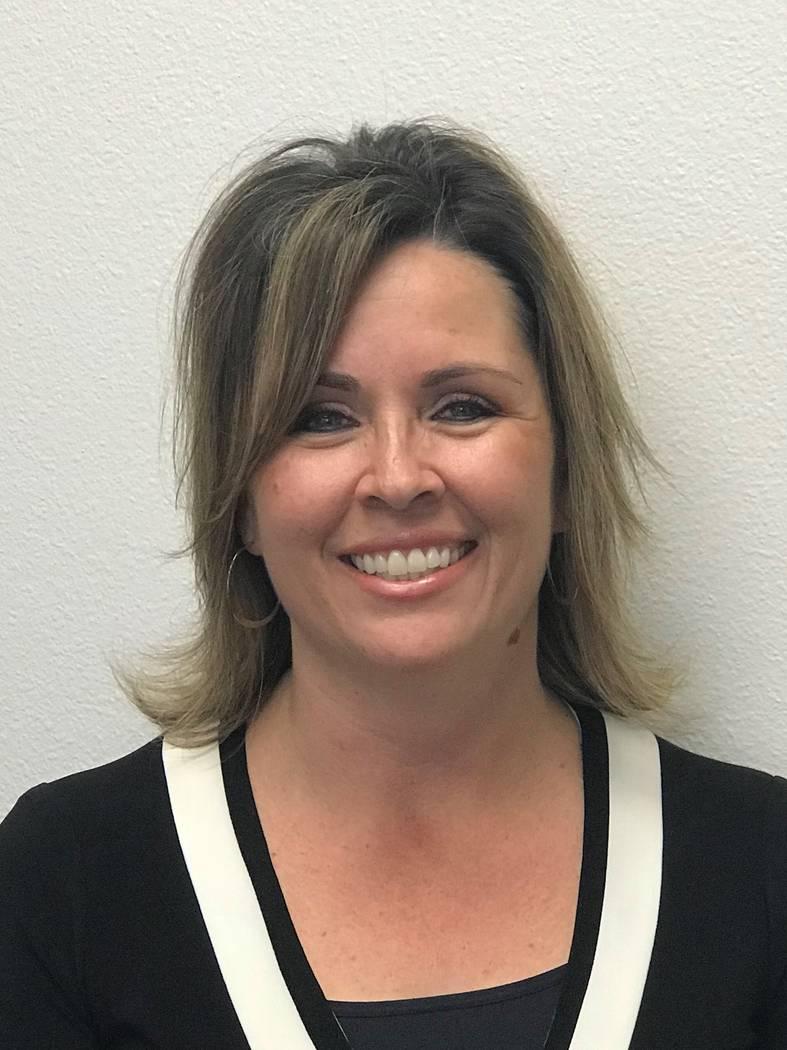 Jessie Duran, sales manager, Blue Heron