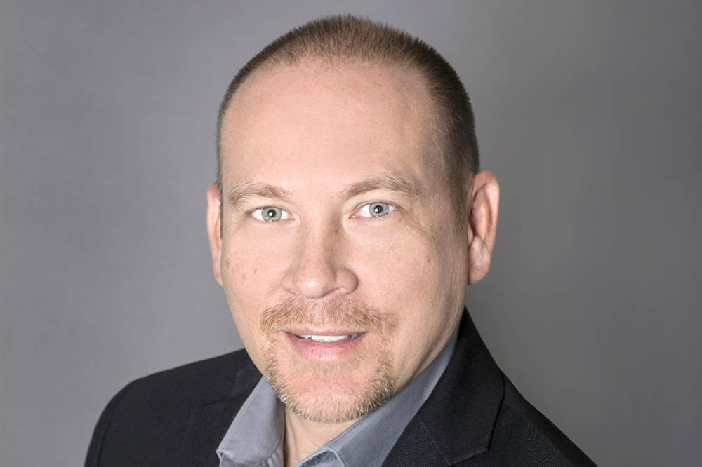 Mike Yoder, CEO and co-founder of WinTech and creator of ALICE Receptionist