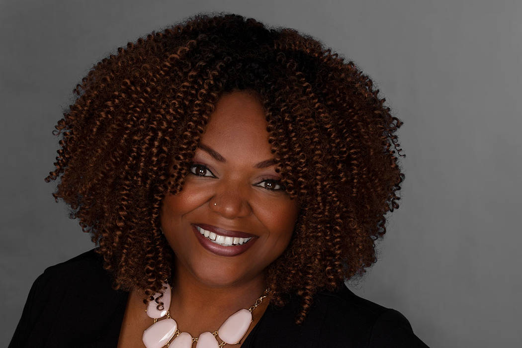 Jasmine Taylor, assistant director, Sunrise Children's Foundation