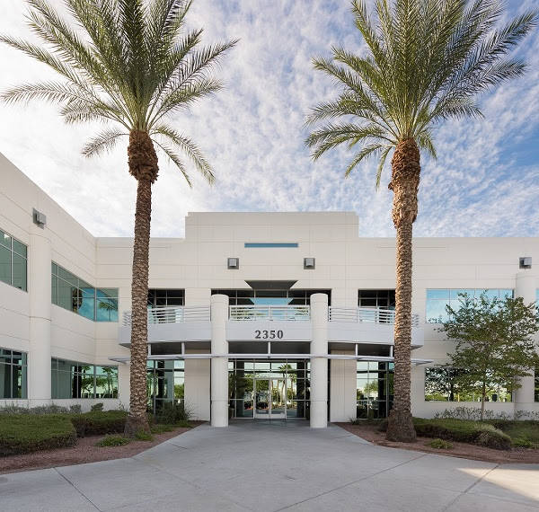 The Green Valley Corporate Center North — Tech Park V and VI in Henderson sold to Newport Beach, California-based Buchanan Street for $27.8 million.