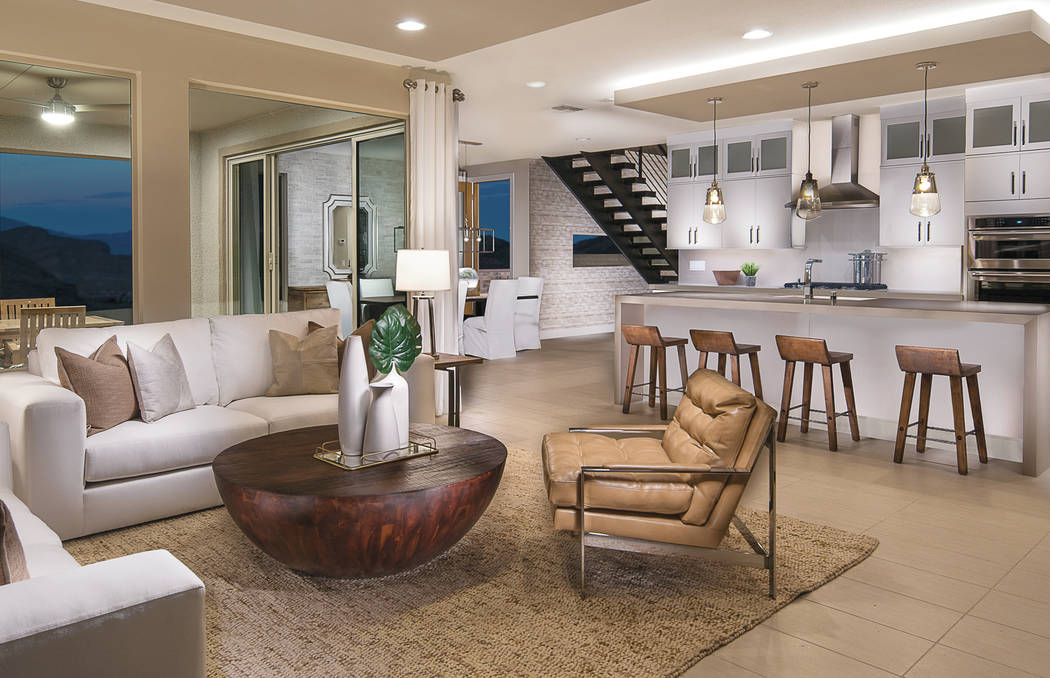 Reverence, A 300 Acre Summerlin Village, Was Developed By Pulte Homes In  Collaboration With The Howard Hughes Corp. (Pulte Homes)