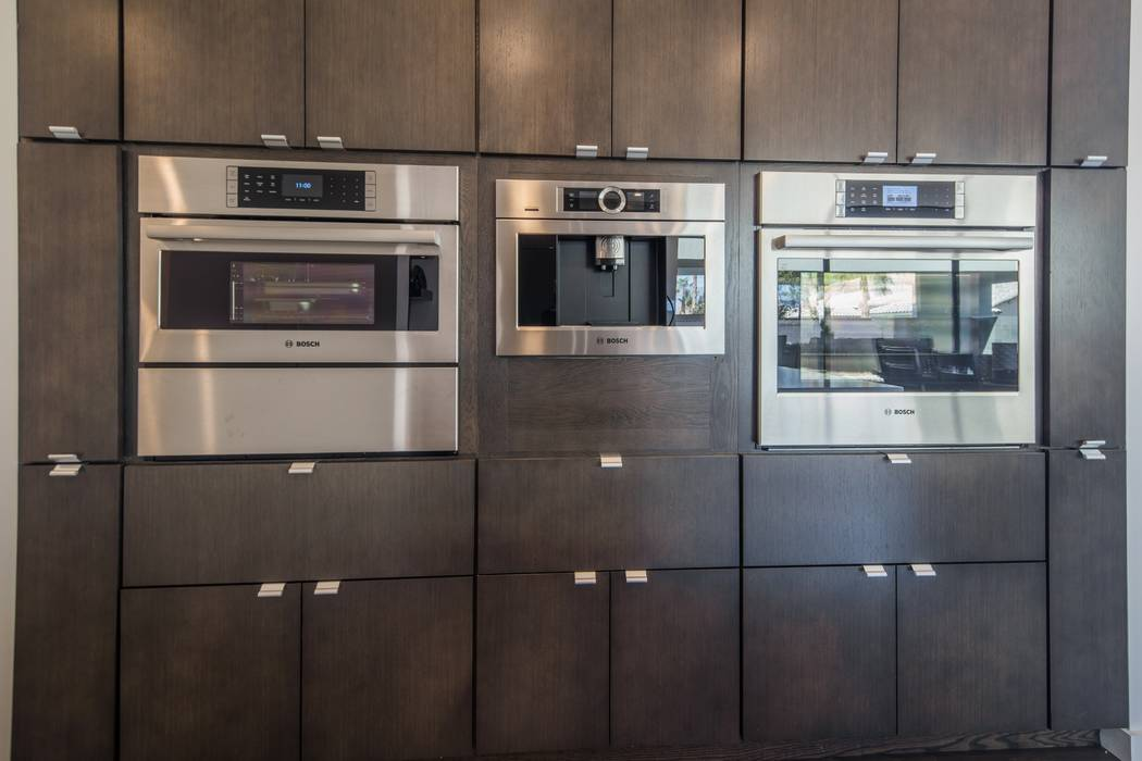 The kitchen has upgraded appliances. (Element Building Co.)