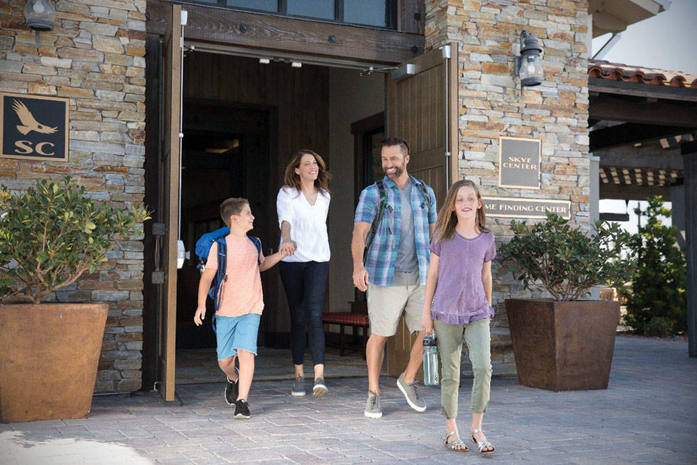 Skye Canyon won two Silver Nugget Awards for master plan parks/amenities and best active lifestyle community. (Skye Canyon)