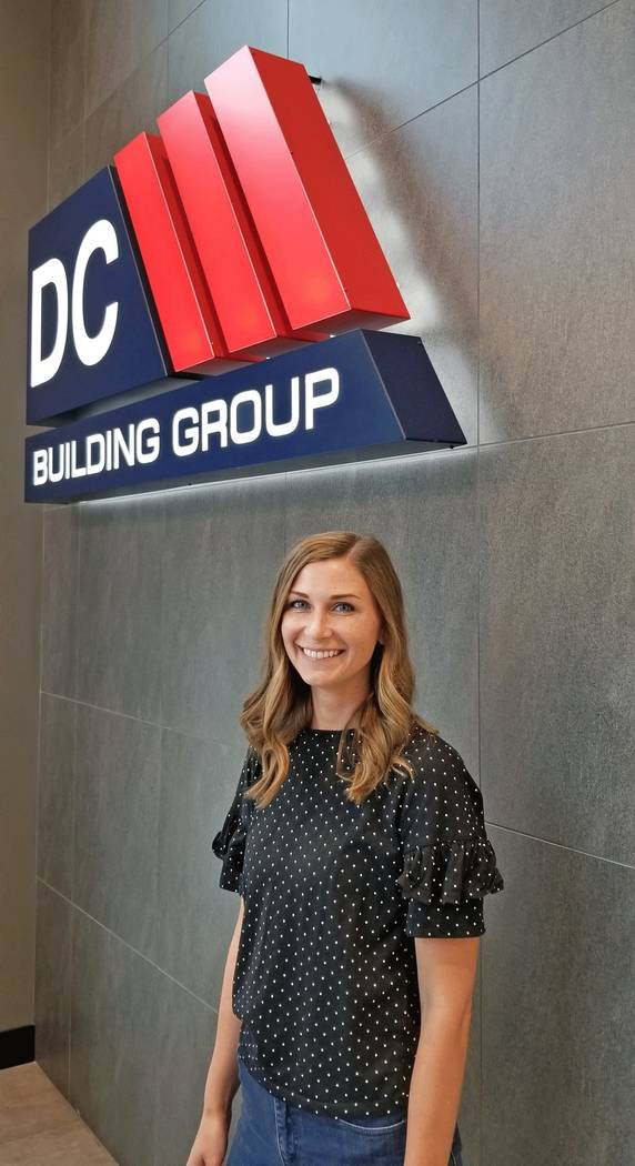 DC Building Group has hired Alissa Bonwell as its marketing manager.