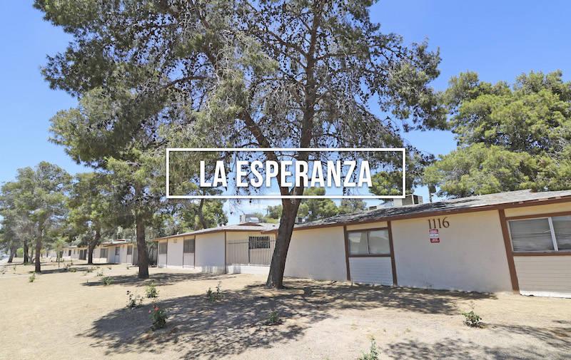 Northcap Multifamily has announced the recent sale of La Esperanza Apartments for $4,508,000 ($62,611/unit).