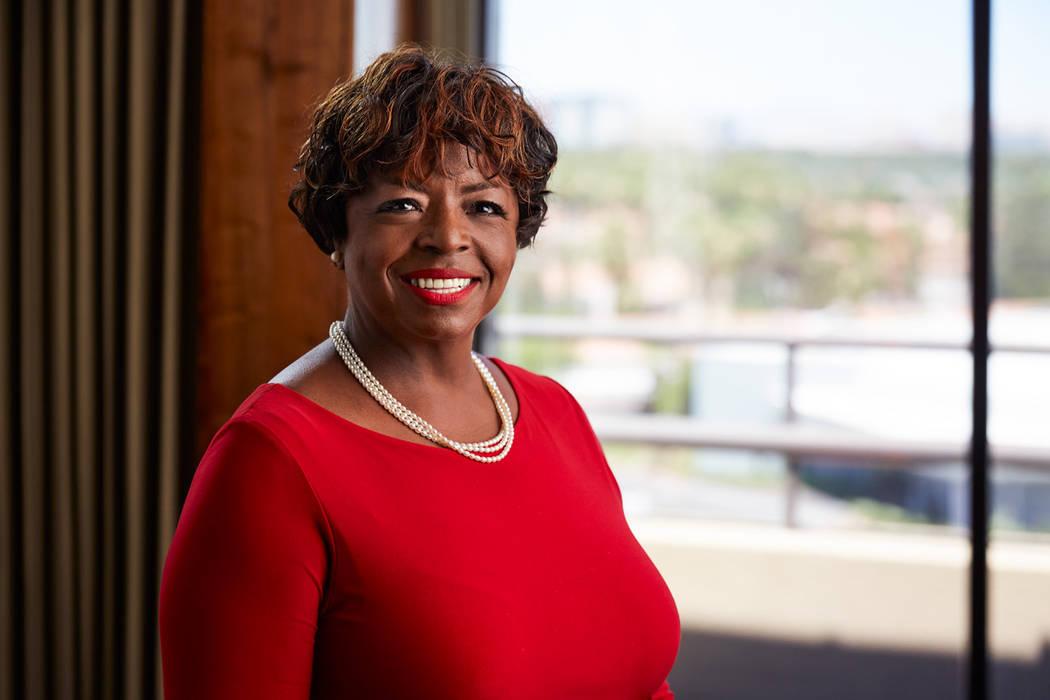 Jerrie Merritt, senior vice president, community development manager at Bank of Nevada