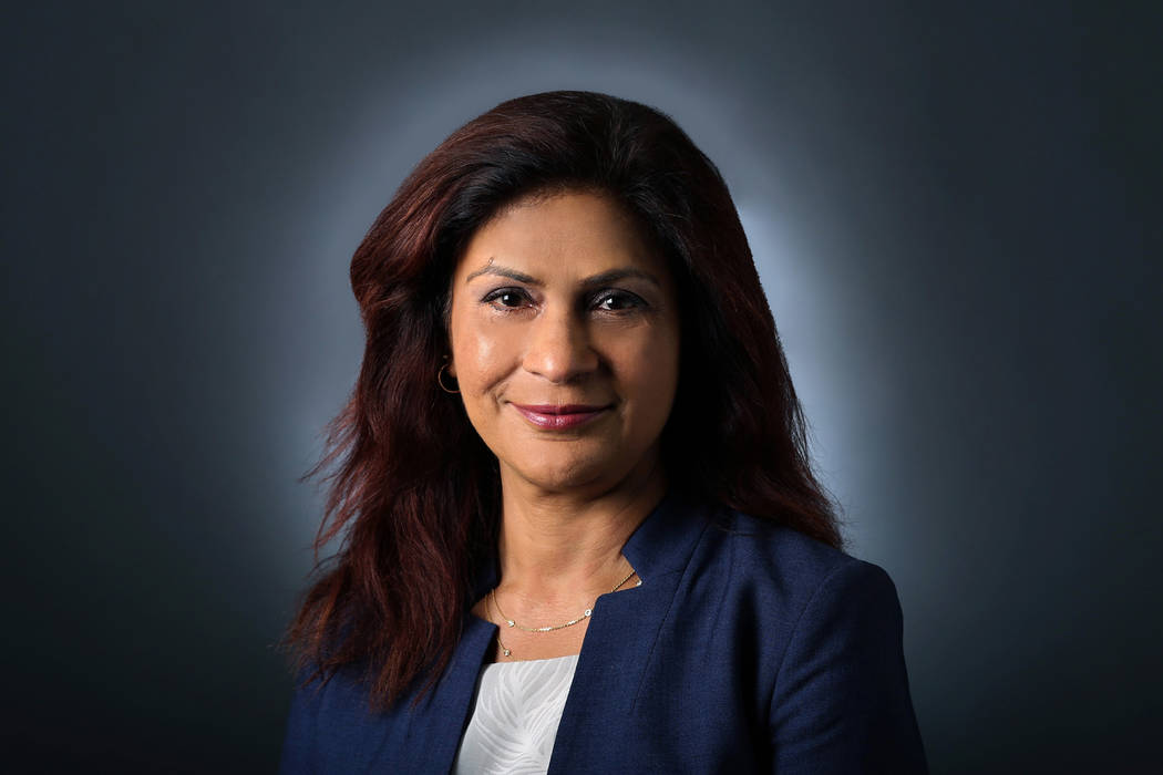 Shamila Mackie, MBA, Las Vegas business consultant and change management professional.