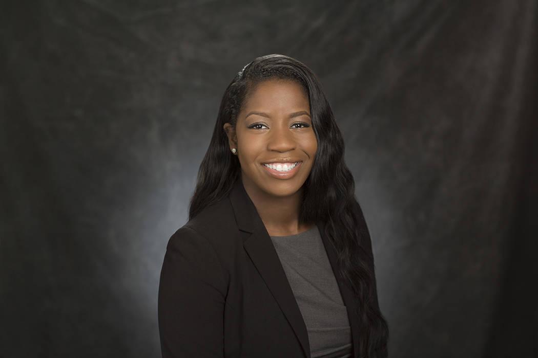 Shaunda Clark, chief financial officer, AmeriNat