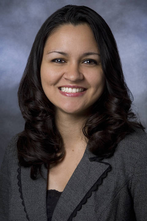 Sunshine Mercado, branch manager, Nevada State Bank