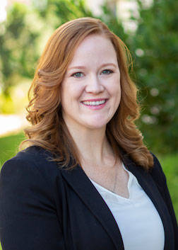 Brenda Pape, branch manager, Nevada State Bank