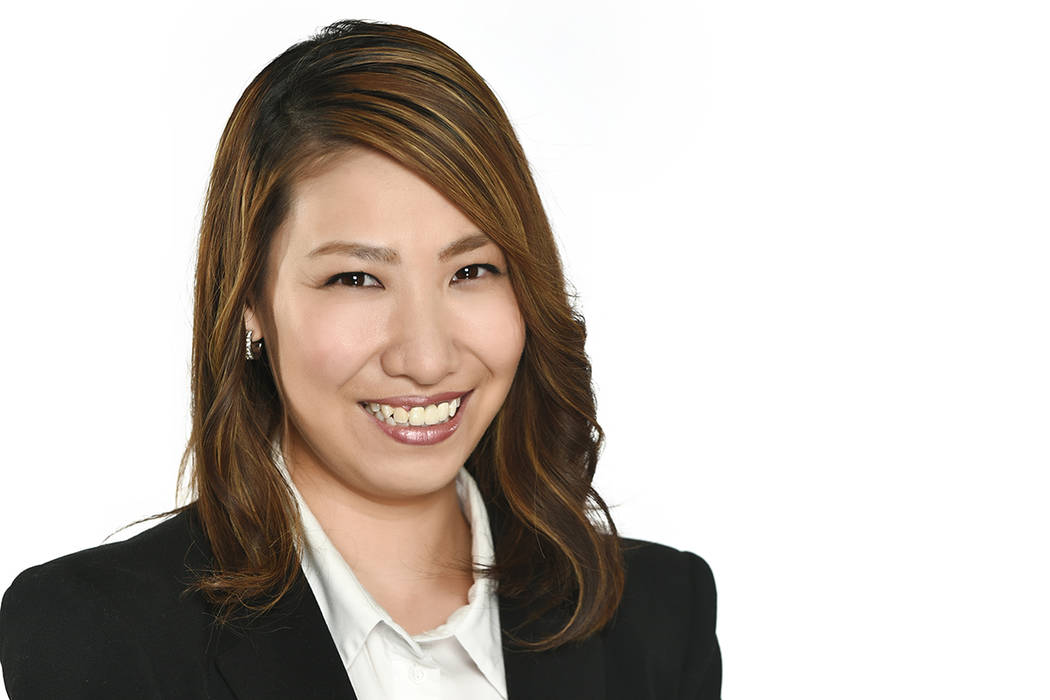 Staff accountant Eimy Zhangzheng of Houldsworth, Russo & Co. recently earned her Nevada CPA license.