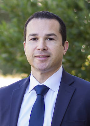 Brett Valdez, vice president and corporate banking relationship manager, Nevada State Bank