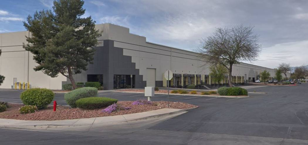 A lease to Dayton Parts LLC. The 89,728-square-foot industrial property is at 3101 Marion Drive, Suite 101. Total consideration was $2,152,566.92. (Larkin Industrial Group, NAI Vegas)