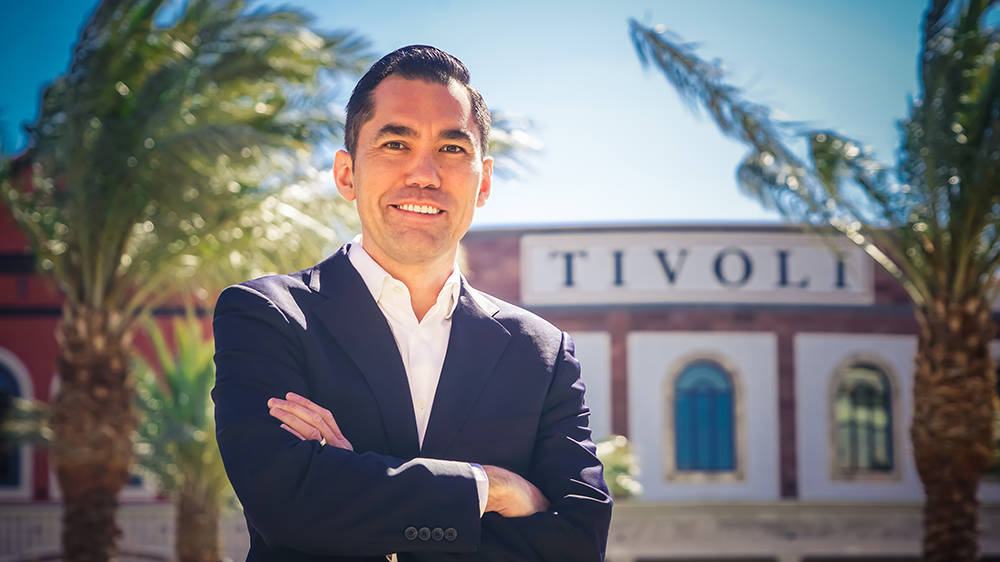 Philip Knott, general manager, Tivoli Village