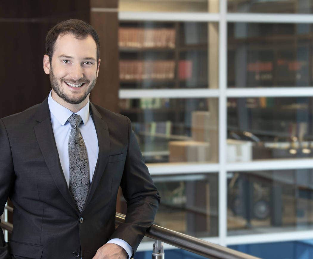 Ryan Semerad joins Holland & Hart's Las Vegas office as an associate in the firm's commercial litigation practice group.
