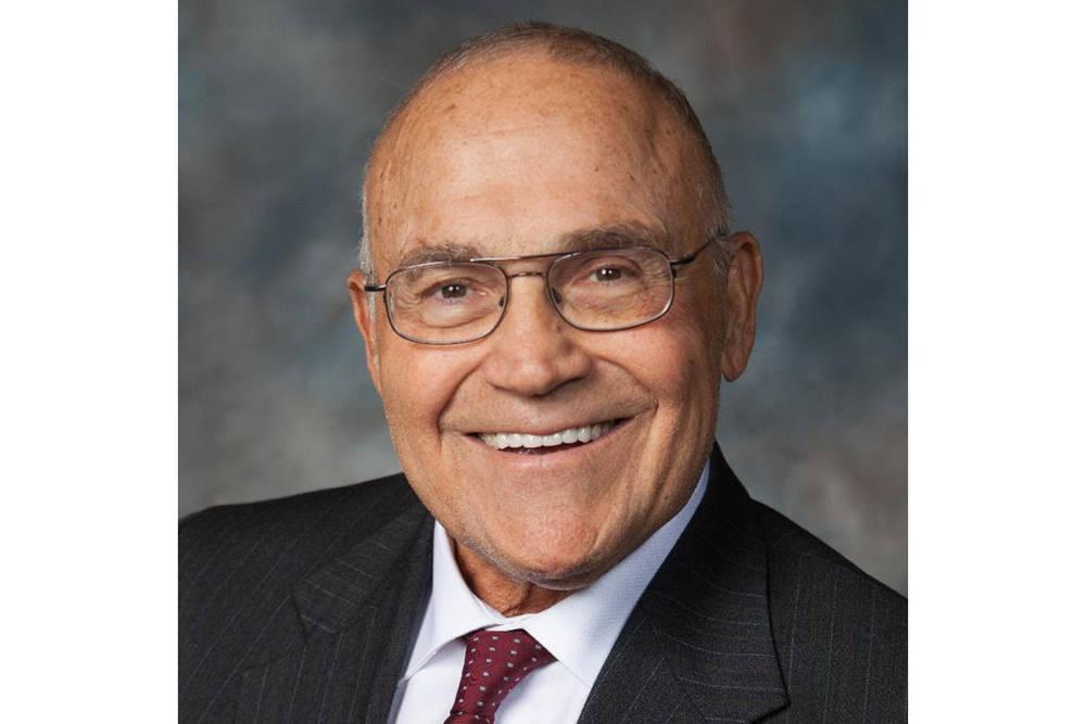 Las Vegas psychiatrist, Dr. Peter Mansky -- 1943-2018
