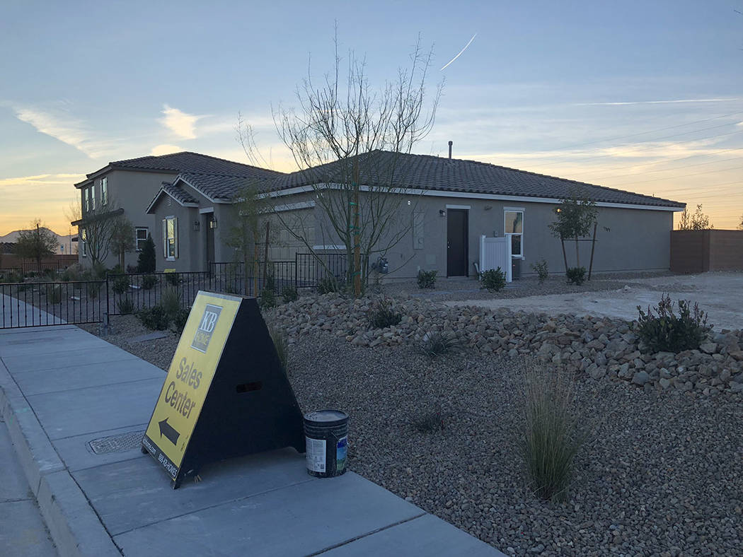 KB Homes has partnered with Cox Communications to create a smart home in North Las Vegas. (Cox Communications)