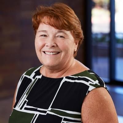 Rita McCusker, treasurer, Impact Las Vegas