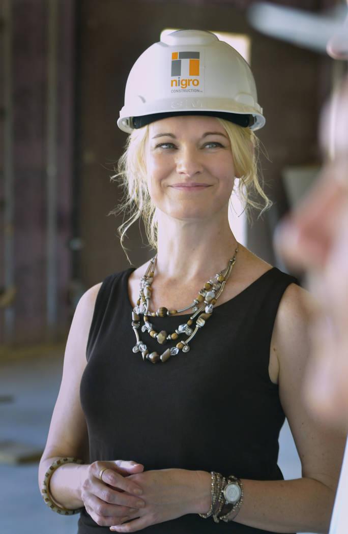 Melissa War, CEO of Mountain's Edge Hospital. (Bill Hughes Las Vegas Business Press)