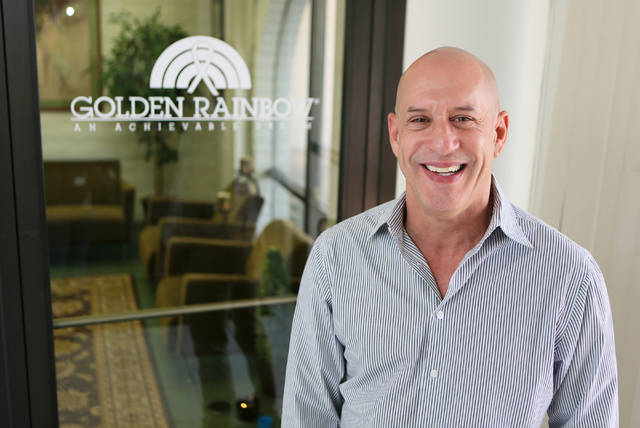Gary Costa, executive director, Golden Rainbow