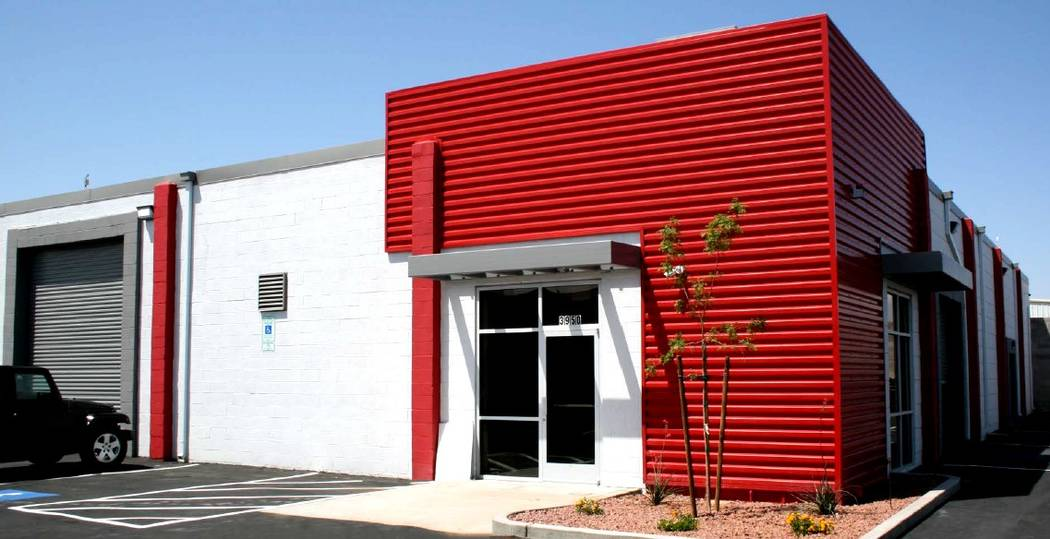 A sale to Ponderosa View LLC. The 20,271-square-foot industrial property is in Stadium Industrial Park at 3900 Ponderosa Way, Building 4. The transaction value was $2,736,000. (Courtesy)