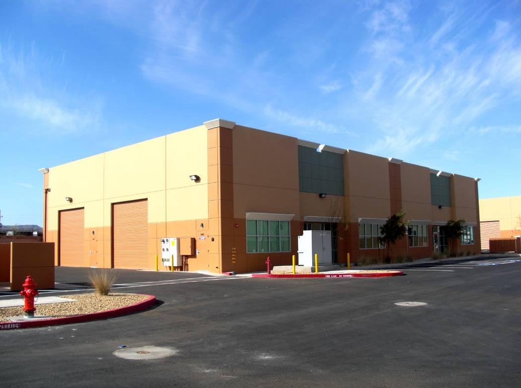 A sale to Lumberjacks LLC Series B & Lumberjacks LLC Series C. The 9,475-square-foot industrial property is in Sunset Pointe Industrial Center at 521 & 525 W. Sunset Road in Henderson. The transac ...