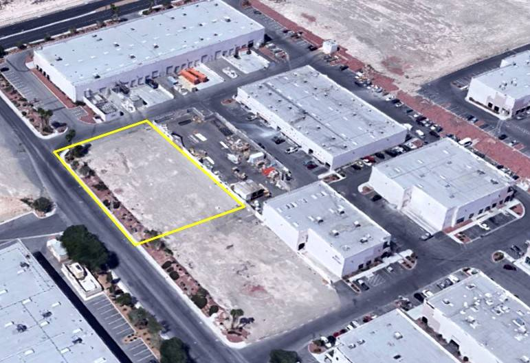 A sale to Rocklin LLC. The 0.80-acre land parcel is at 2730 Brooks Ave. (APN# 139-17-510-032) in North Las Vegas. The transaction value was $312,000. (Courtesy)