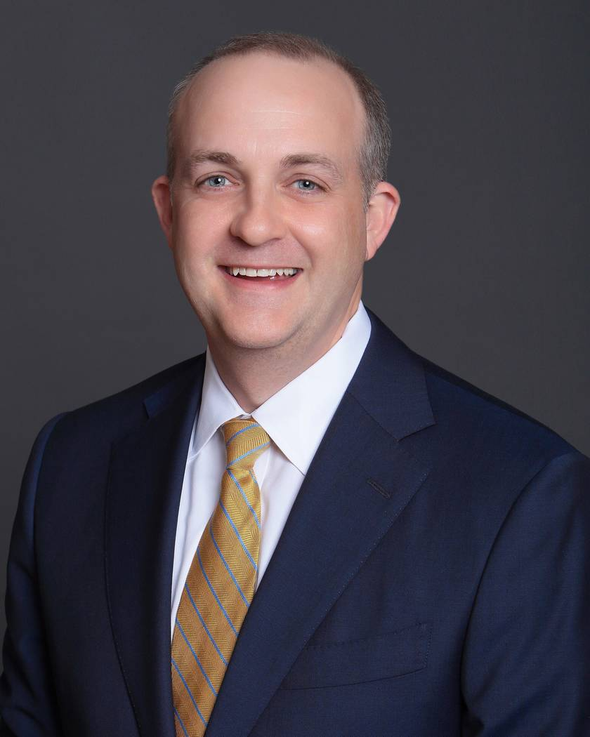 Sunrise Children's Hospital has announced that Mark J. Amox, FACHE, CMPE, is its new chief operating officer.