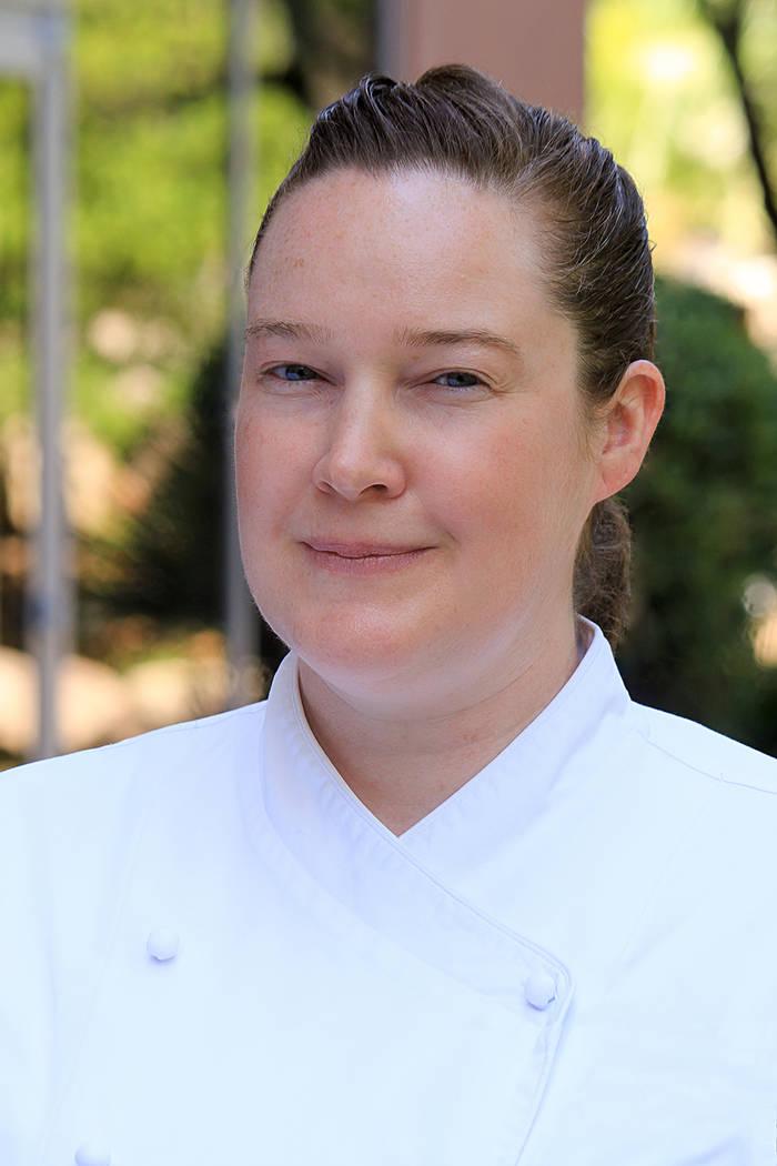 Megan Shaver, executive chef, Hawthorn Grill at JW Marriott