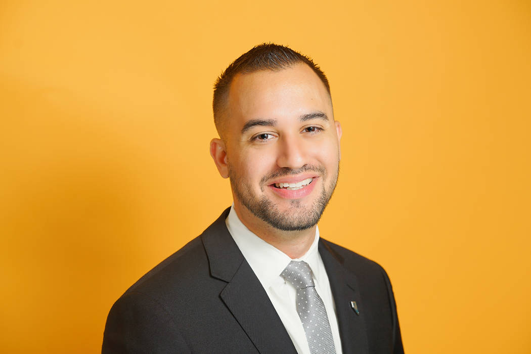 Nevada State College has hired Anthony Ruiz as senior adviser of government relations and community affairs.