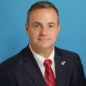 Jared Smith, Workforce Connections, board member