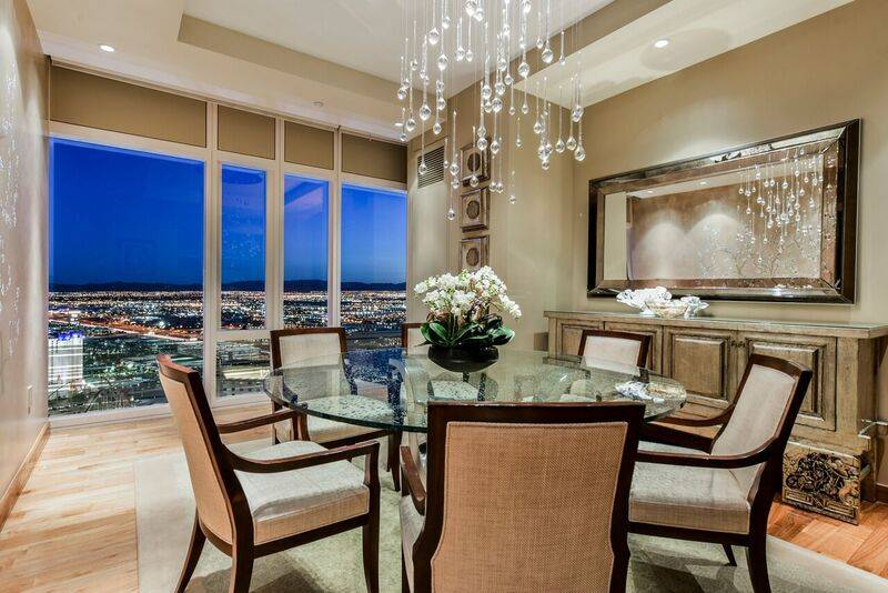 This Waldorf Astoria unit No. 4002 is listed for $3.78M. (Waldorf Astoria)