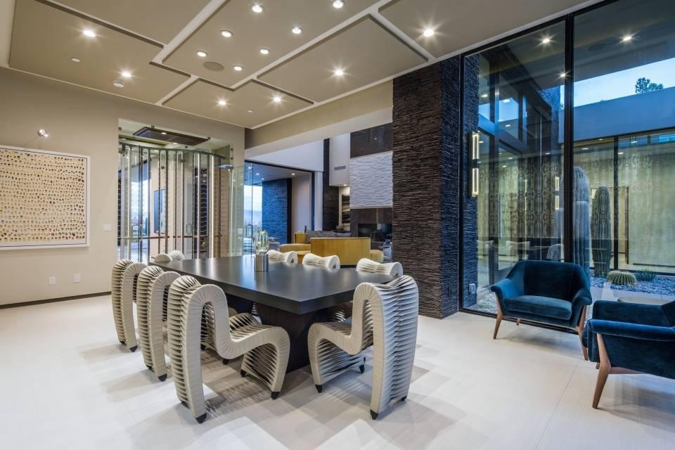 Las Vegas designer Jennifer Sher has won several awards for her work in Las Vegas homes. (Jennifer Sher Interior Design)