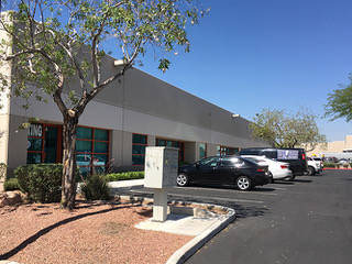 Wayne Shafer signed a 37-month lease for 1,200 square feet of industrial space located at 7225 Bermuda Road, Suite H.